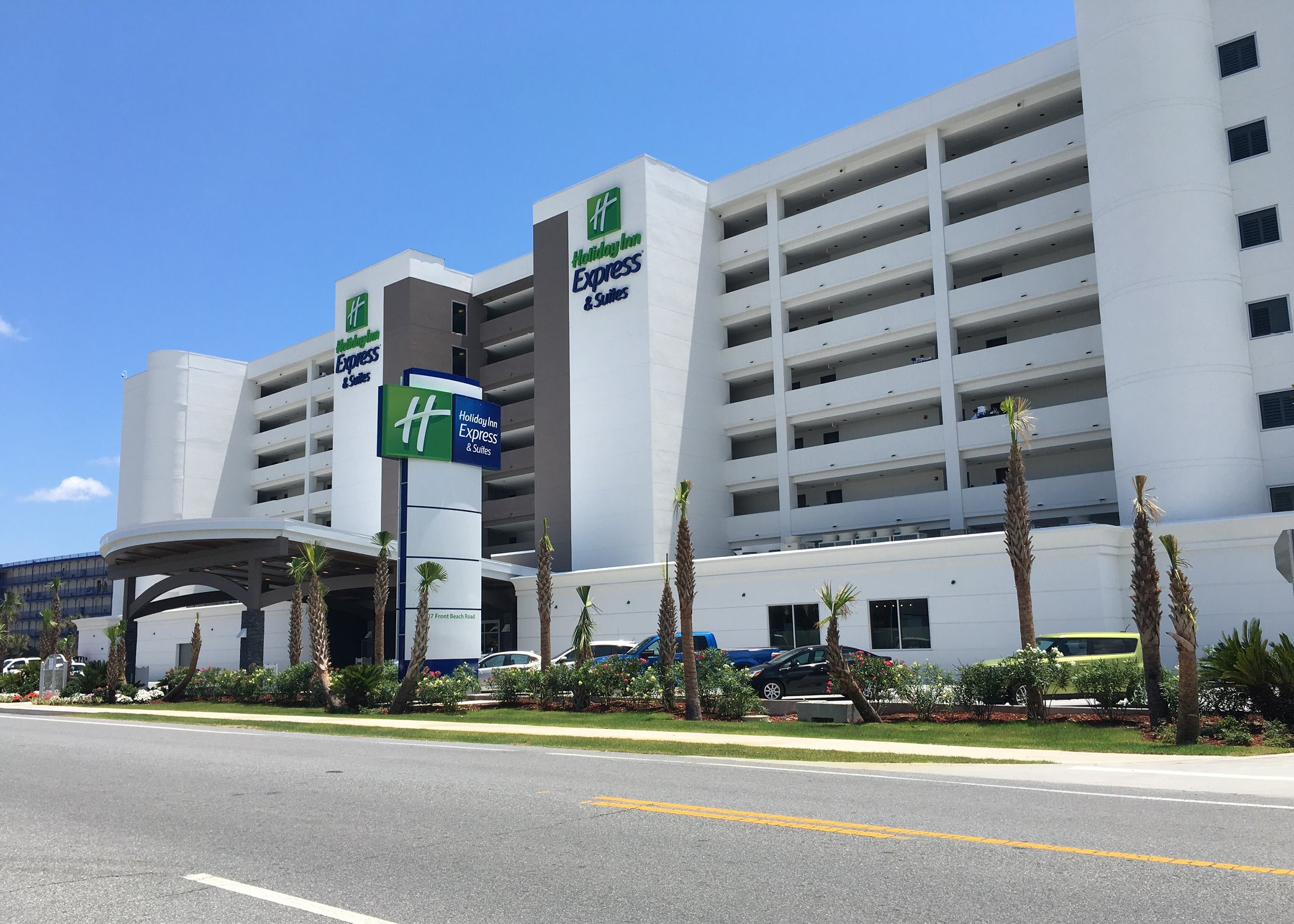 Holiday Inn Express And Suites Panama City Beach Fl